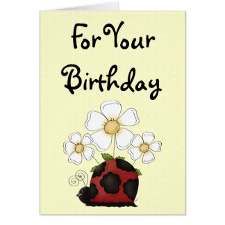 Pequeño 4:8 dulce de los filipenses del cumpleaños tarjeta de felicitación