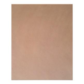 Pequeño backgroud reciclado de la mirada folleto 11,4 x 14,2 cm