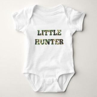 Pequeño bebé Onsie del cazador Body Para Bebé