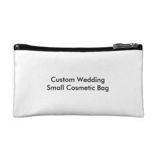 Pequeño bolso cosmético del boda de encargo
