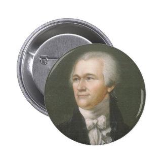 Pequeño botón de Alexander Hamilton
