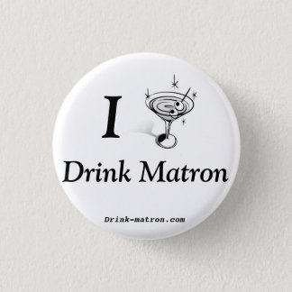 Pequeño botón de la matrona de la bebida