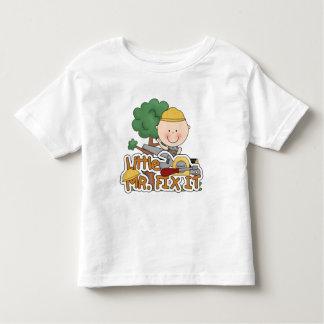 Pequeño camisetas y regalos de Sr. Arreglo-Él Saw