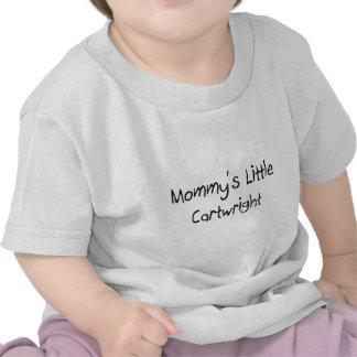 Pequeño carretero de Mommys Camiseta