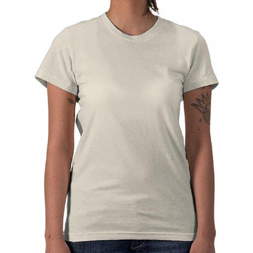 Pequeño Chickadee de los pájaros del vintage Camiseta