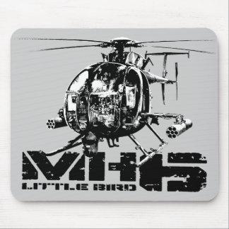 Pequeño cojín de ratón del pájaro MH-6 Alfombrilla De Ratón