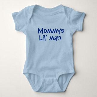 Pequeño hombre de Mommys Body Para Bebé