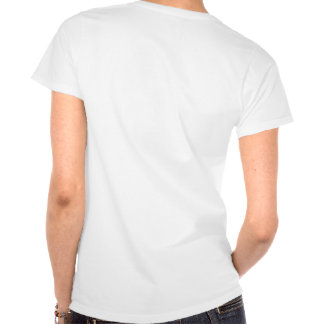 Pequeño Lolita gótico encantador Camisetas