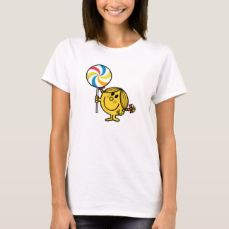 Pequeño Lollipop gigante de Srta. Sunshine el   Camiseta