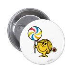 Pequeño Lollipop gigante de Srta. Sunshine el | Chapa Redonda 5 Cm