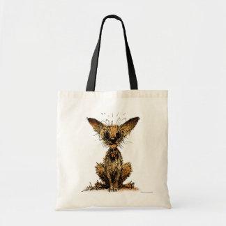 Pequeño perro lindo bolsa