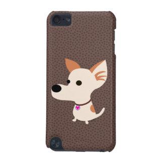 Pequeño perro lindo funda para iPod touch 5