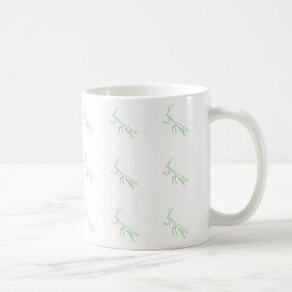 Pequeño predicador taza de café
