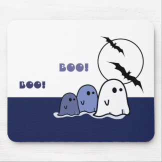 Pequeño regalo divertido Mousepads de Halloween de