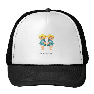 Pequeños géminis gorra