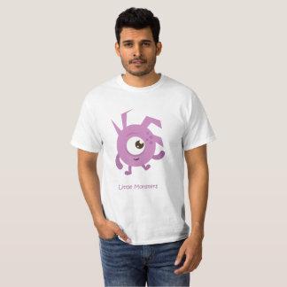 Pequeños monstruos camiseta