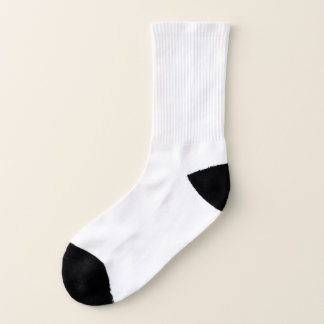 Pequeños todo encima - calcetines de la impresión