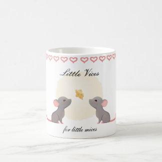Taza De Café Pequeños vicios para poca taza de Mices