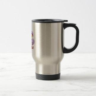 Peregrinos agradecidos taza de viaje de acero inoxidable