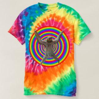 Pereza mágica del arco iris camiseta