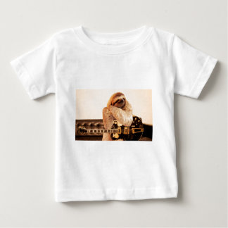 Pereza Rockstar Camiseta De Bebé