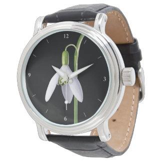 Perfección a solas reloj de pulsera