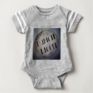 Perfore los productos de la luna body para bebé
