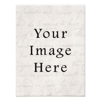 Pergamino gris claro blanco del texto de la escrit fotografias