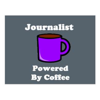 """""""Periodista"""", accionado por el café Postal"""