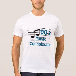 perito de música de los años 90 - diversión de la camisas