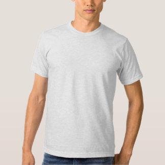 Permanezca la calma y apenas vaya a pescar camiseta