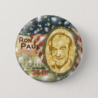 Perno 2012 de Ron Paul Chapa Redonda De 5 Cm