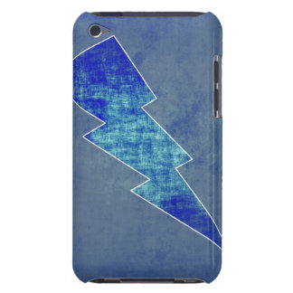 Perno azul iPod Case-Mate cobertura