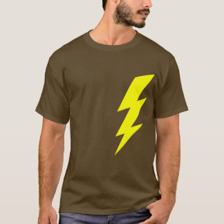Perno del diseño de la camiseta del aligeramiento