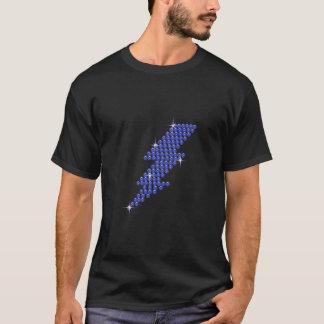 Perno impreso del aligeramiento del diamante camiseta