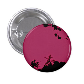Perno negro rosado del botón