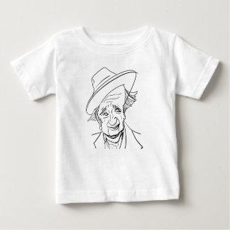 Pernos prisioneros Terkel Camiseta De Bebé