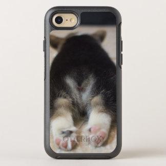 Perrito 2 del Corgi Galés del Pembroke Funda OtterBox Symmetry Para iPhone 7