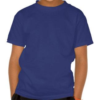 Perrito Brindle del pitbull Camisetas