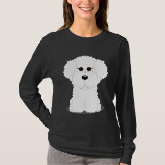 Perrito de Bichon Camiseta