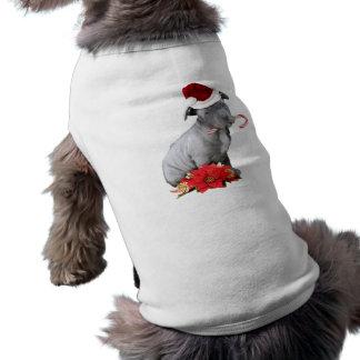 Perrito de Pitbull del navidad Ropa Perro