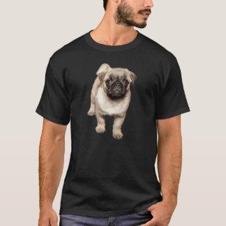 Perrito del barro amasado camiseta
