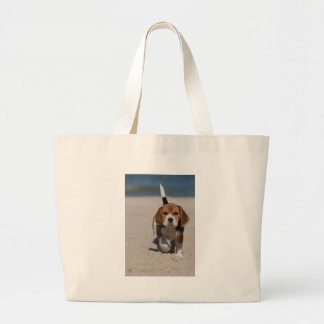 Perrito del beagle bolsa