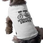 Perrito del conductor señalado…; ) por SRF Camisas De Mascota