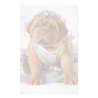 Perrito femenino - Dogue De Bordeaux Puppy Papelería