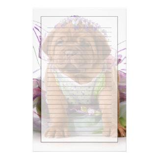 Perrito femenino - Dogue De Bordeaux Puppy Papeleria De Diseño