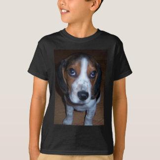 Perrito tonto del beagle de Randy del perro Camiseta