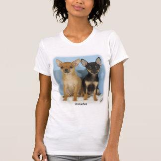 Perritos 9W079D-011 de la chihuahua Camisas