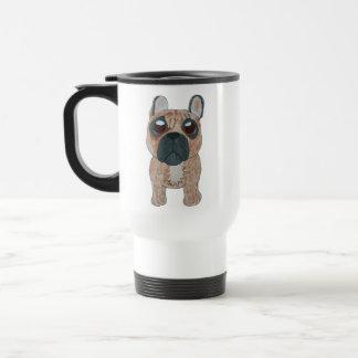 Perro 1 taza de viaje