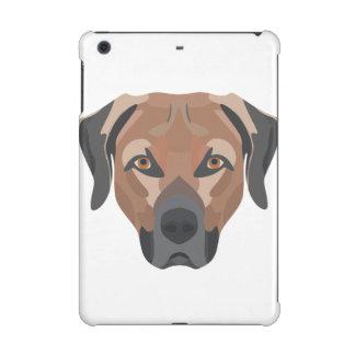 Perro Brown Labrador del ilustracion